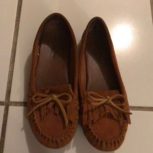 Casual moccasins